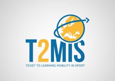 EOSE – Logotype T2MIS