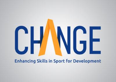 CHANGE – Création de logotype